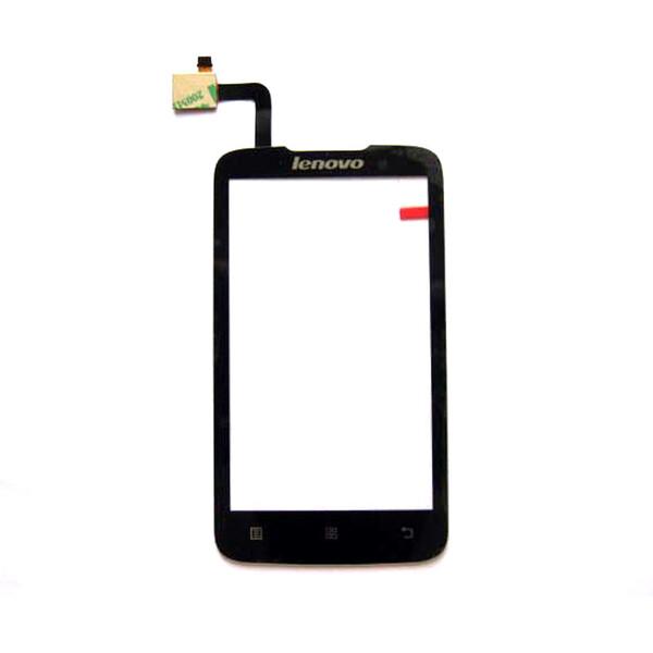 Тачскрин для Lenovo A316, цвет: черный