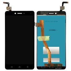 Экран для Lenovo Vibe K6 Note (K53A48) с тачскрином, цвет: черный