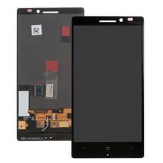 Экран для Nokia Lumia 930 (Lumia 935, RM-1045) с тачскрином, цвет: черный
