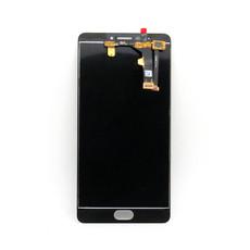 Экран для Meizu M3 Max с тачскрином, цвет: черный