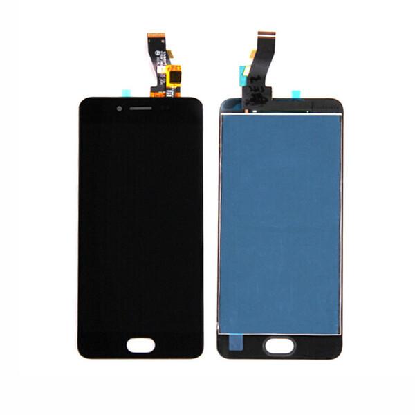 Экран для Meizu M3 Mini с тачскрином, цвет: черный