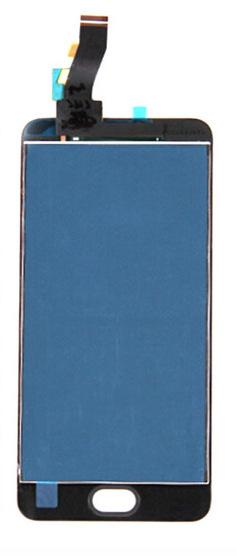 Экран для Meizu M3 Mini с тачскрином, цвет: белый
