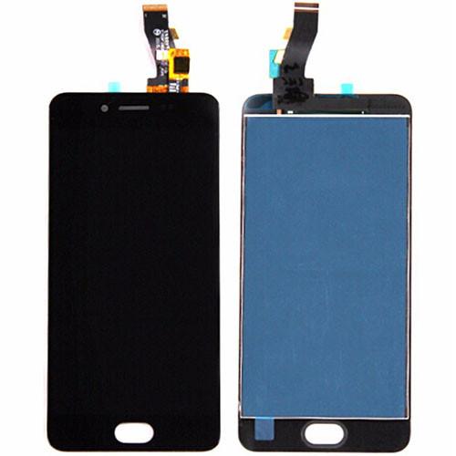 Экран для Meizu M3s Mini (M3s) с тачскрином, цвет: черный