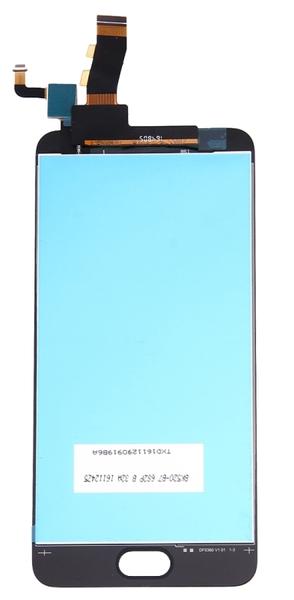 Экран для Meizu M5 Mini (M5) с тачскрином, цвет: белый