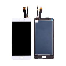 Экран для Meizu M5 Note с тачскрином, цвет: белый