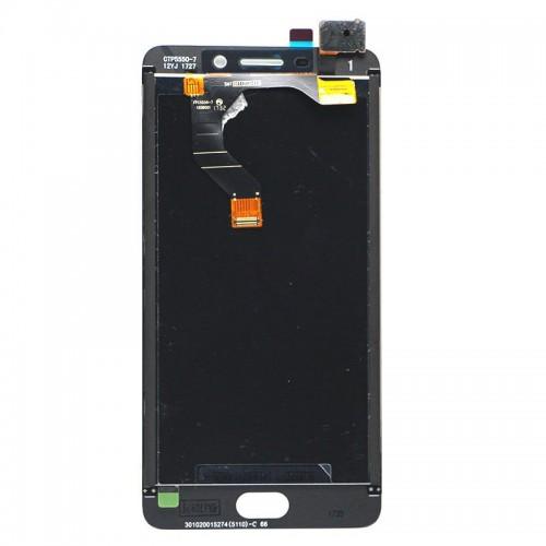 Экран для Meizu M6 Note с тачскрином, цвет: черный