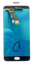 Экран для Meizu M3 Note (M681H) с тачскрином, цвет: черный