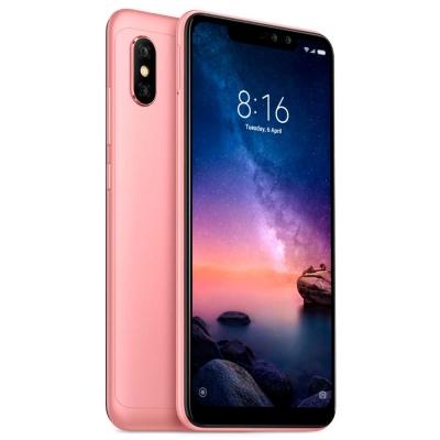 Задняя крышка для Xiaomi Redmi Note 6 Pro цвет: розовый