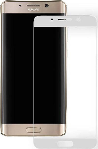 Защитное стекло для Huawei Ascend Mate 9 3D (проклейка по контуру), цвет: белый