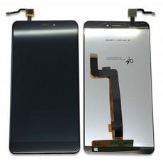Экран для Xiaomi Mi Max 2 с тачскрином, цвет: черный