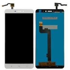 Экран для Xiaomi Mi Max 2 с тачскрином, цвет: белый