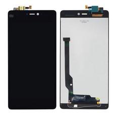 Экран для Xiaomi Mi4C (Mi 4c) с тачскрином, цвет: черный