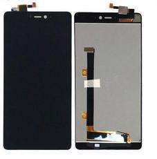 Экран для Xiaomi Mi4i (Mi 4i) с тачскрином, цвет: черный