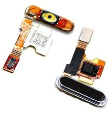 Шлейф для Xiaomi Mi 5 (Mi5) в сборе со сканером отпечатком пальцев, цвет: черный