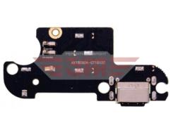 Нижняя плата для Xiaomi Mi 8 Lite ( Mi8 Lite) на разъем зарядки с микрофоном