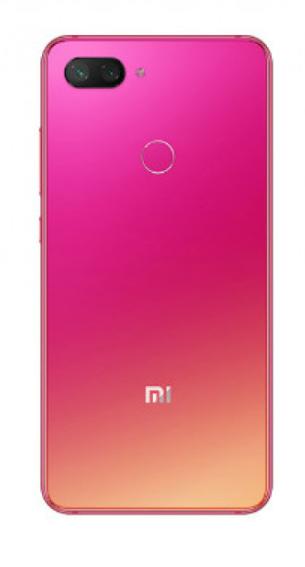 Задняя крышка для Xiaomi Mi 8 Lite (Mi8 Lite) цвет: золотистый