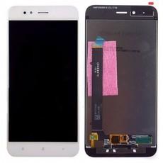Экран для Xiaomi Mi A1 (MiA1) с тачскрином, цвет: белый