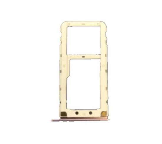 Sim-слот (сим-лоток, Micro SD лоток) для Xiaomi Mi A1,Mi 5x (Золотистый