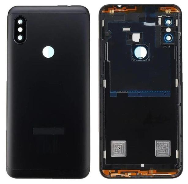 Задняя крышка для Xiaomi Mi A2 Lite цвет: черный