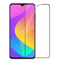 Защитное стекло для Xiaomi Mi 9 Lite 3D (проклейка по контуру) цвет: черный