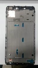 Средняя часть (рамка) для Xiaomi Mi Max 2, цвет: черный