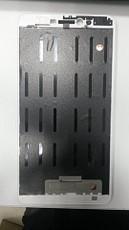 Средняя часть (рамка) для Xiaomi Mi Max 2, цвет: белый