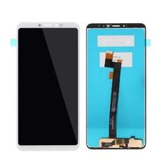 Экран для Xiaomi Mi Max 3 с тачскрином, цвет: белый