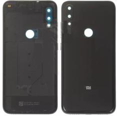 Задняя крышка для Xiaomi Mi Play цвет: черный