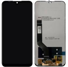 Экран для Xiaomi Mi Play с тачскрином, цвет: черный
