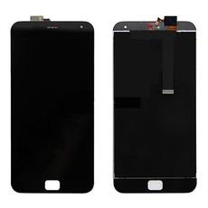 Экран для Meizu MX4 Pro с тачскрином, цвет: черный