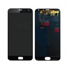 Экран для Meizu MX5 с тачскрином, цвет: черный