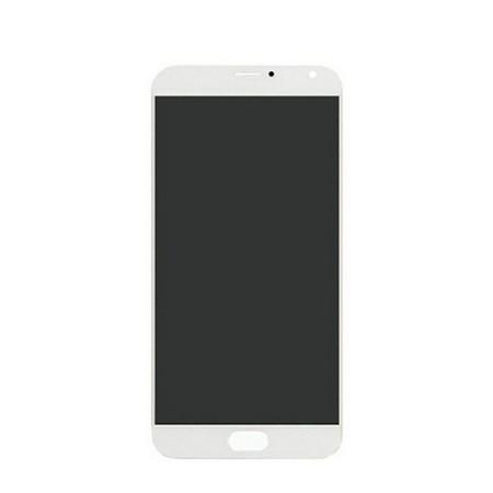 Экран для Meizu MX5 с тачскрином, цвет: белый