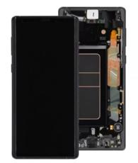 Экран для Samsung Galaxy Note 9 (SM-N960) с тачскрином, цвет: черный оригинальный