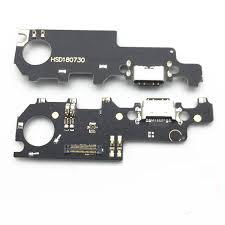 Нижняя плата для Xiaomi Mi Max 3 с разъёмом зарядки и микрофоном