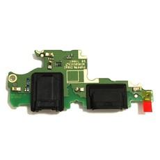 Нижняя плата для Huawei Honor Veiw 10, V10 с разъемом зарядки и разъемом для наушников (гарнитуры)