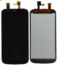 Экран для Nokia 1 с тачскрином, цвет: черный