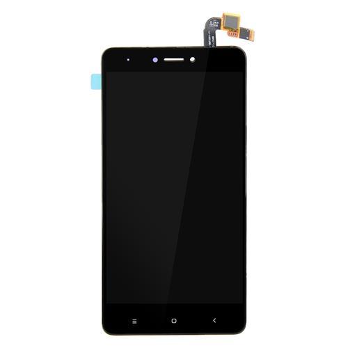 Экран для Xiaomi Redmi Note 4X с тачскрином, цвет: черный
