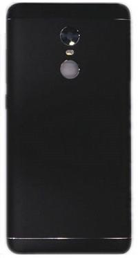 Задняя крышка для Xiaomi Redmi Note 4X цвет: черный