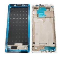 Средняя часть (рамка) для Xiaomi Redmi Note 5, цвет: белый