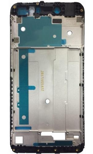 Средняя часть (рамка) для Xiaomi Redmi Note 5, цвет: черный