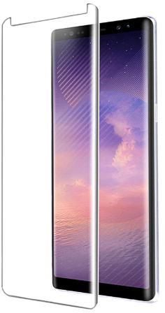 Защитное стекло для Samsung Galaxy Note 8 (SM-N950F/DS) цвет: прозрачный