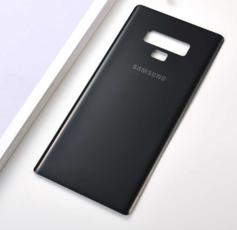 Задняя крышка (корпус) для Samsung Galaxy Note 9, цвет: черный