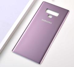 Задняя крышка (корпус) для Samsung Galaxy Note 9, цвет: фиолетовый