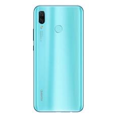 Задняя крышка (корпус) для Huawei Nova 3, цвет: голубой