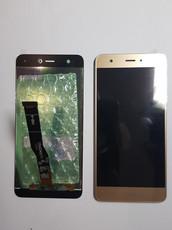 Экран для Huawei Nova (CAN-L11) с тачскрином, цвет: золотой