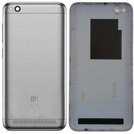 Задняя крышка для Xiaomi Redmi 5a цвет: серый