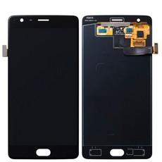 Экран для OnePlus 3/3T с тачскрином, цвет: черный оригинальный