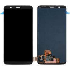 Экран для OnePlus 5T с тачскрином OLED, цвет: черный