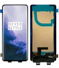 Экран для OnePlus 7 Pro с тачскрином, цвет: черный оригинальный