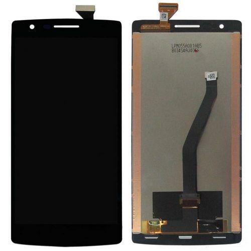 Экран для OnePlus One с тачскрином, цвет: черный